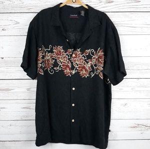 Ocean Pacific Men's Casual Button Shirt